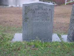 Wayland M. Batson