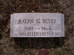 Ellen <i>Barker</i> Beyer
