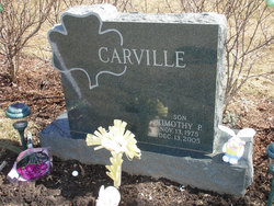 Timothy P Carville