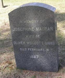 Josephine <i>Mauran</i> Gibbs