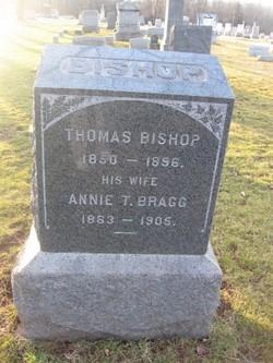 Annie T. <i>Bragg</i> Bishop