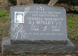 Terrell Marqui's Bosley