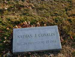 Nathan J Conklin