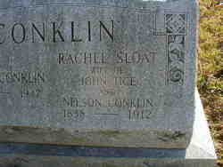 Rachel <i>Sloat</i> Conklin