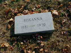 Roxanna Conklin