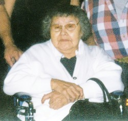 Gladys <i>Feather</i> Barrett Norcross