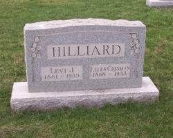 Ellen <i>Crissman</i> Hilliard