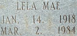 Lela Mae <i>Marchman</i> Avery