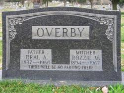 Rozzie <i>Mason</i> Overby