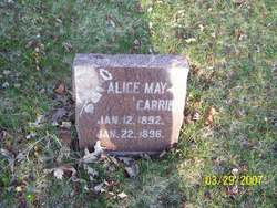 Alice May Carrier
