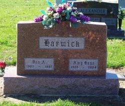 Amy L. <i>Hays</i> Harwick