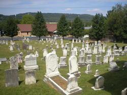 McConnellsburg Presbyterian Cemetery