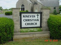 Nineveh Christian Church Cemetery