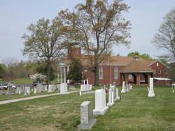Reeds Baptist Church Cemetery