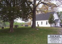 Pine Bluff Church Cemetery