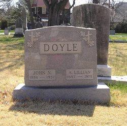 Anna Lillian <i>Mulhy</i> Doyle