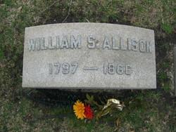 William S Allison