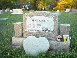 Irene Colvin