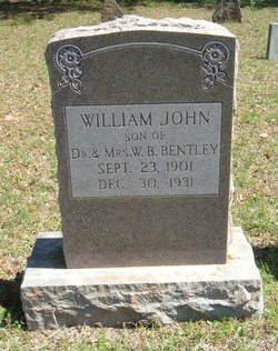 William John Bentley
