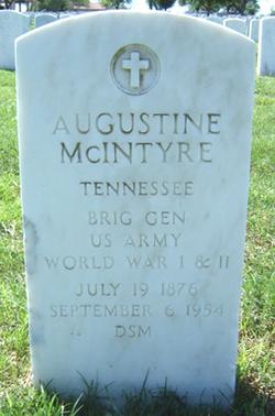 Augustine McIntyre