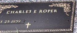 Charles E. Roper