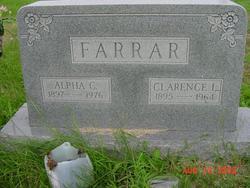 Alpha Catherine <i>Allen</i> Farrar