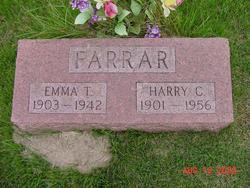 Harry Cline Farrar