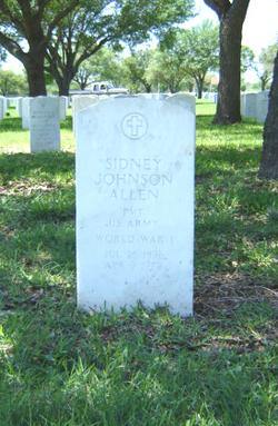 Sidney Johnson Allen, Sr