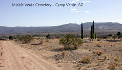 Middle Verde Cemetery