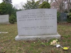 Charles Crawford Benson Agius