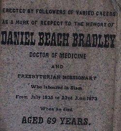Daniel Beach Dan Bradley