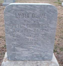 Lydia Olive Cunningham