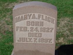 Mary A. Flick