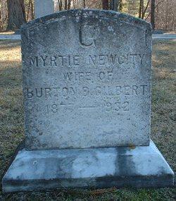 Myrtie Lucy <i>Newcity</i> Gilbert