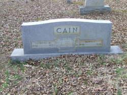 Nora E. <i>Malin</i> Cain