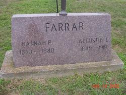 Augustus Llewellyn Farrar