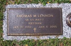 Sgt Thomas M Lennon