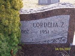 Cordelia Z. Myers