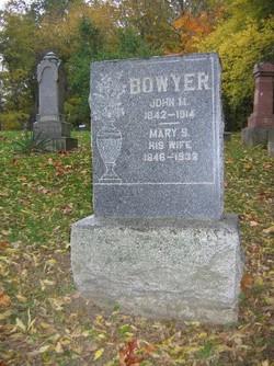 Mary Susan Suze <i>Delawter</i> Bowyer