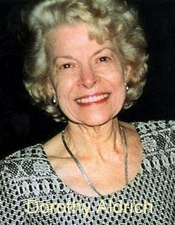 Dorothy Ann <i>Wilson</i> Aldrich