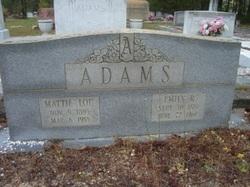Emily Rachel Adams