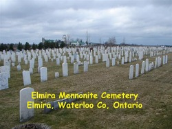 Elmira Mennonite Cemetery