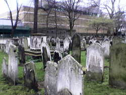Bunhill Fields Burial Ground