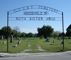 Old  UBF Cemetery