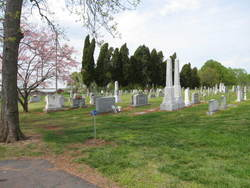 Jersey Baptist Church Cemetery