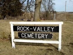 Rock Valley Cemetery