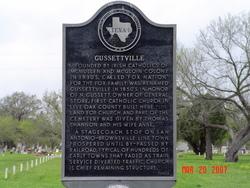Gussettville Cemetery