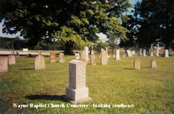 Wayne Baptist Cemetery
