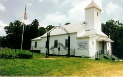Whitewater Christian Cemetery