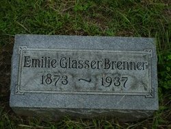 Emilie Mary <i>Glasser</i> Brenner